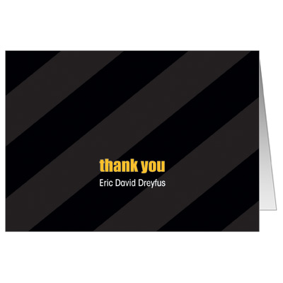 Casino Slot Machine Bar Mitzvah Thank You Card Pricing Options